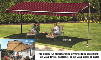 Sunsetter Retractable Awnings | Retractable Awnings North ...